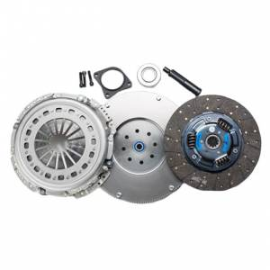 South Bend Clutch - South Bend HD Series Single Disc Clutch Kit w/ Flywheel | SBC1947-OKHD | 2000.5-2005.5 Dodge Cummins 5.9L