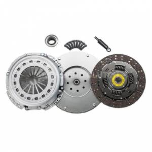 South Bend Clutch - South Bend HD Clutch Assembly Conversion Kit w/ Flywheel | F/C 1944-5OKHD | Cummins Engine to ZF5 Trans