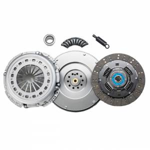 South Bend Clutch - South Bend Organic Clutch Kit w/ Flywheel | SBC1944-6K | 1999-2003 7.3L Ford Powerstroke