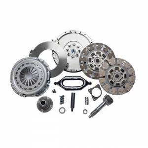 South Bend Clutch - South Bend Street Dual Disc Clutch Kit w/ Flywheel | SBCSDD3250-5K | 1994-2004 Cummins 5.9L