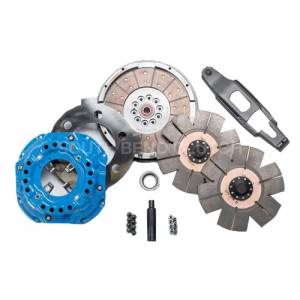 South Bend Clutch - South Bend Comp Series Dual Disc Clutch Kit for 1999-2003 Ford Powerstroke 7.3L