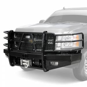 Ranch Hand - Ranch Hand 15K Sport Front Bumper | RNHFBC115BLR | 2011-2014 Chevy/GMC HD