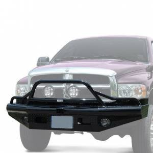 Ranch Hand - Ranch Hand Legend Bullnose Front Bumper | RNHBTD031BLR | 2003-2005 Dodge Ram HD