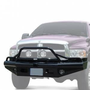 Ranch Hand - Ranch Hand Legend Bullnose Front Bumper | RNHBTD191BLR | 2019 Dodge Ram HD