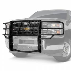 Ranch Hand - Ranch Hand Legend Grille Guard w/ Sensors | RNHGGG151BLS | 2015-2016 GMC Sierra 1500