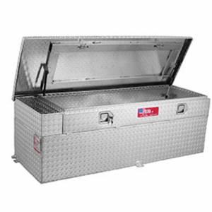 RDS Aluminum - RDS Aluminum 40 Gallon Combo Liquid Transfer Tank | RDS72775 | Universal Fitment