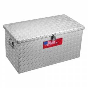 RDS Aluminum - RDS Aluminum ATV Box | RDS70082 | Universal Fitment
