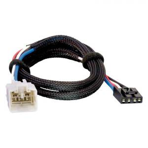 Tekonsha - Tekonsha 2-Plug Brake Control Wiring Adapter | TEA3040-P | 2003-2014 Toyota