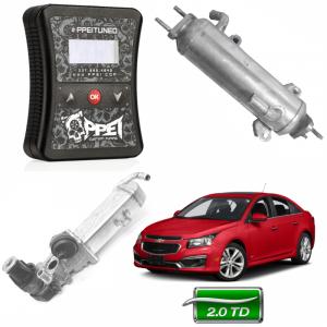 Chevy Cruze Diesel Stage 2 Emission Repair Performance Package