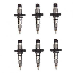 Dynomite Diesel Products - Dynomite Diesel Products New Injector Set 50HP | DDP N305-50 | 2003-2004 Cummins 5.9L