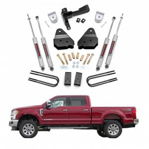 "Rough Country - Rough Country 3"" Suspension Lift Kit 