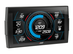 Edge Insight CTS3 Digital Gauge Monitor | EDG84130-3 | Multi-Vehicle Fitment | Dale's Super Store