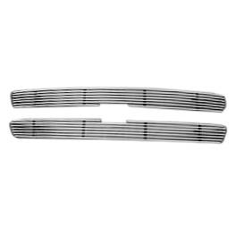 Dale's - C65701A - Dale's Main Upper Polished Aluminum Billet Grille - '00-06 Chevy Tahoe