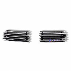 Dale's - C85027A - Dale's Tow Hook Polished Aluminum Billet Grille - '00-06 Chevy Tahoe