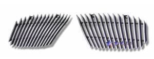 Dale's - C66025V - Dale's Lower Bumper Polished Aluminum Billet Grille - '07-11 Chevy Tahoe