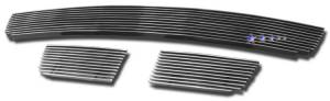 Dale's - C66469A - Dale's Lower Bumper Polished Aluminum Billet Grille - '06-10 Chevy Trailblazer SS Only