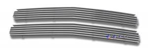 Dale's - C85011A - Dale's Main Upper Polished Aluminum Billet Grille - '95-99 Chevy Tahoe
