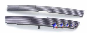 Dale's - Chevy 2004-2010 Colorado Xtreme (Main & Upper) Polished Aluminum Billet Grilles