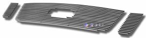 Dale's - F65536A - Dale's Main Upper Polished Aluminum Billet Grille - '07-10 Ford Explorer Sport Trac Not For Adrenalin