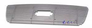 Dale's - F66026A - Dale's Main Upper Polished Aluminum Billet Grille - '06-11 Ford Ranger STX
