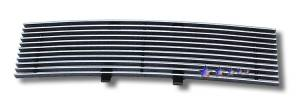 Dale's - F66789A - Dale's Lower Bumper Polished Aluminum Billet Grille - '09-11 Ford F-150 All Models