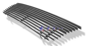 Dale's - F85013A - Dale's Main Upper Polished Aluminum Billet Grille - '93-97 Ford Ranger Not For XLT 4WD