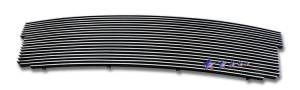 Dale's - F85072A - Dale's Main Upper Polished Aluminum Billet Grille - '04 Ford F-150 Heritage Only