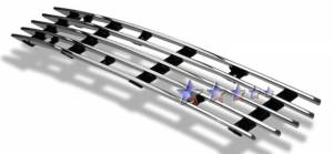 Dale's - F85084A - Dale's Lower Bumper Polished Aluminum Billet Grille - '99-03 Ford F-150 2WD
