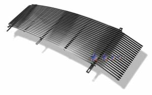 Dale's - F85099A - Dale's Main Upper Polished Aluminum Billet Grille - '99-04 Ford F-250 Super Duty, F-350 Super Duty, F-450 Super Duty, F-550 Super Duty