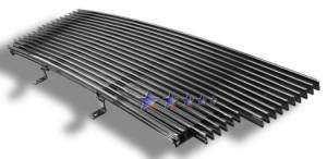 Dale's - F85324A - Dale's Main Upper Polished Aluminum Billet Grille - '01-03 Ford Ranger Edge