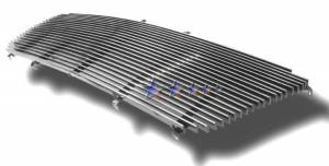 Dale's - F85350A - Dale's Main Upper Polished Aluminum Billet Grille - '04-08 Ford F-150 Not for FX2 and Lariat Model