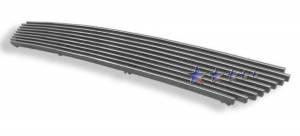 Dale's - F85434A - Dale's Lower Bumper Polished Aluminum Billet Grille - '01-03 Ford Ranger Edge