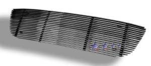 Dale's - F65713H - Dale's Main Upper Black Powder Coated Aluminum Billet Grille - '1999-2003 Ford F-150 Lightning