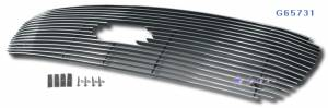 Dale's - Ford 1999-2002 Expedition (Main) Polished Aluminum Billet Grille