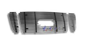 Dale's - F65736A - Dale's Main Upper Polished Aluminum Billet Grille - '04-05 Ford Ranger FX4, 4WD (Will Not Fit Edge)
