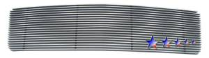 Dale's - G85732A - Dale's Main Upper Polished Aluminum Billet Grille - '95-05 GMC Safari Van Replacement (Cutting Not Required)