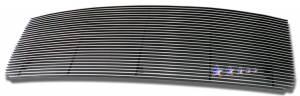 Dale's - G66522A - Dale's Main Upper Polished Aluminum Billet Grille - '07-10 GMC Sierra, Sierra 2500, Sierra 3500 Bolt Over/Overlay/Bolton