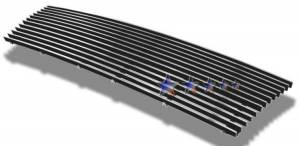Dale's - T85065A - Dale's Main Upper Polished Aluminum Billet Grille - '97-00 Toyota Tacoma Replacement (Cutting Not Required)