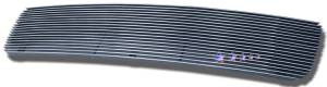 Dale's - T65464A - Dale's Main Upper Polished Aluminum Billet Grille - '07-09 Toyota Tundra Bolt Over/Overlay/Bolton