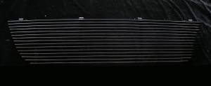 Dale's - Ford 2002-2005 Explorer (Main) Black Powder Coated Aluminum Billet Grille