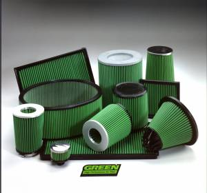"High Performance Cone Filter Replacements | 4"" Mounting 5""w x 9""L 