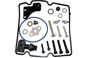 Ford Parts STC HPOP Fitting Kit | 2004-2007 6.0L Ford Powerstroke | Dale's Super Store