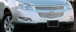 Dale's - Chevy 2009-2011 Traverse (Main & Upper) Polished Aluminum Billet Grilles