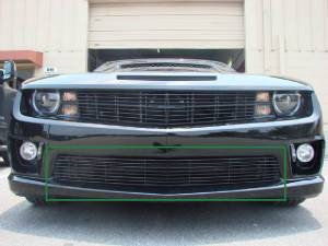 Dale's - Chevy 2010-2011 Camaro (Bumper) Black Powder Coated Aluminum Billet Grille