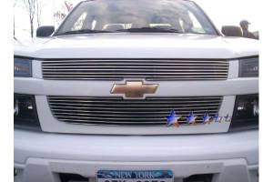 Dale's - Chevy 2004-2011 Colorado | Not For Xtreme (Main & Upper) Polished Aluminum Billet Grilles