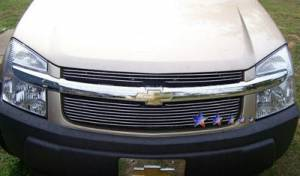 Dale's - Chevy 2005-2009 Equinox (Main & Upper) Polished Aluminum Billet Grilles