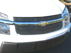 Dale's - Chevy 2010-2011 Equinox (Main & Upper) Polished Aluminum Billet Grilles
