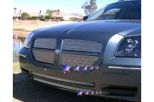 Dale's - Dodge 2005-2007 Magnum (Lower Bumper|2 Section) Polished Aluminum Billet Grilles