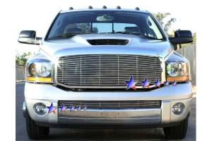 Dale's - Dodge 2006-2008 Ram (Main) Polished Aluminum Billet Grille