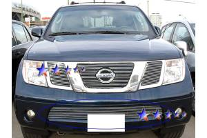 Dale's - Nissan 2008-2011 Pathfinder (Lower Bumper) Polished Aluminum Billet Grille